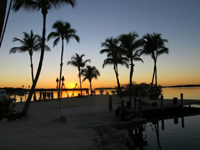 Keys Sunset